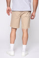 Mac Chino Short - Khaki