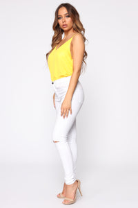 Your Essential Cami - Yellow