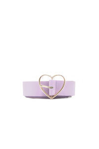 Love Bites Belt - Lilac