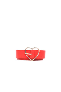 Love Bites Belt - Red
