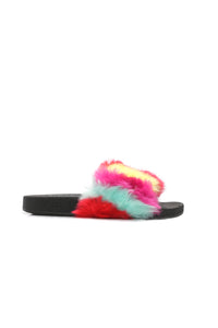 Rainbow State Of Mind Sliders - Multi Color
