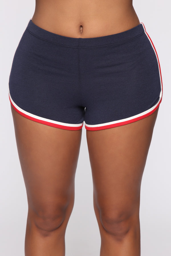 0c9220f1c8f4 Sophie Soft Shorts - Navy