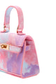 Dying To Have Mini Bag - Pink/combo