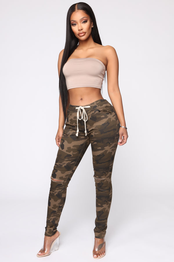 b1159bdfc3b First Cadet Pants - Camo