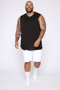 Mac Chino Short - White Angle 8
