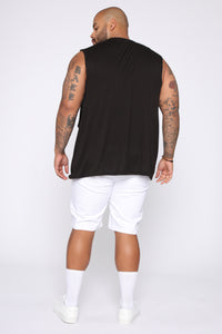 Mac Chino Short - White Angle 11