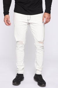 Exchanger Skinny Jeans - Grey