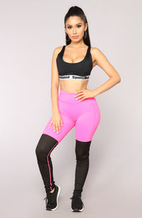 Sports Illustrated Active Leggings - Pink