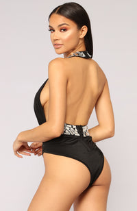 Sand Treasure Swimsuit - Black