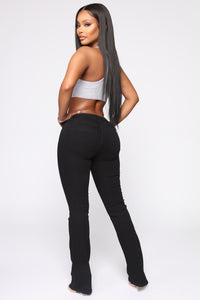 Don't Forget About Me Jeans - Black