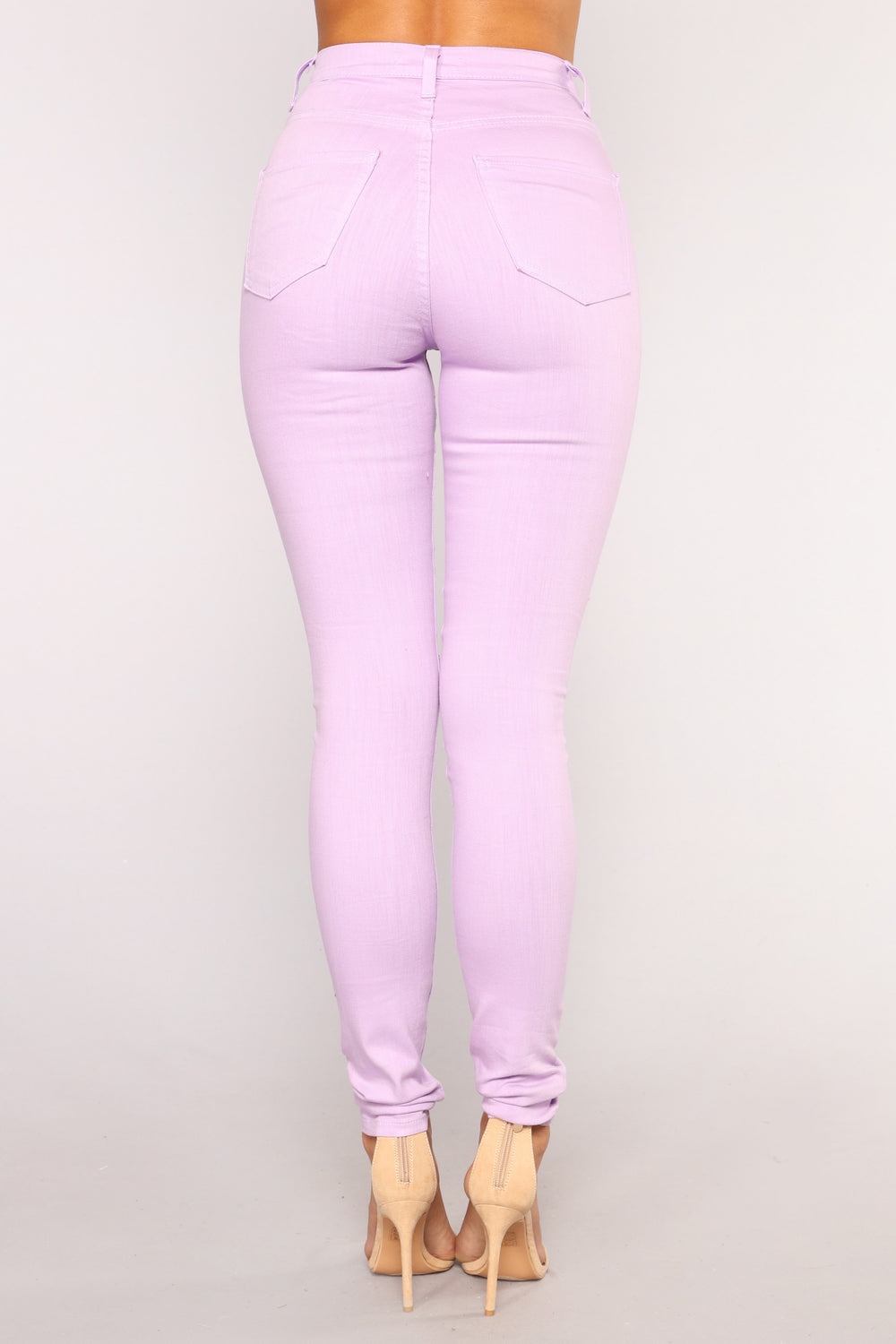 Roll Out Jeans - Lavender