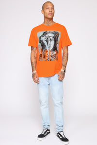 Gallery Short Sleeve Tee - Safety Orange