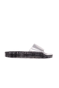 Jelly Roll Slides - Black