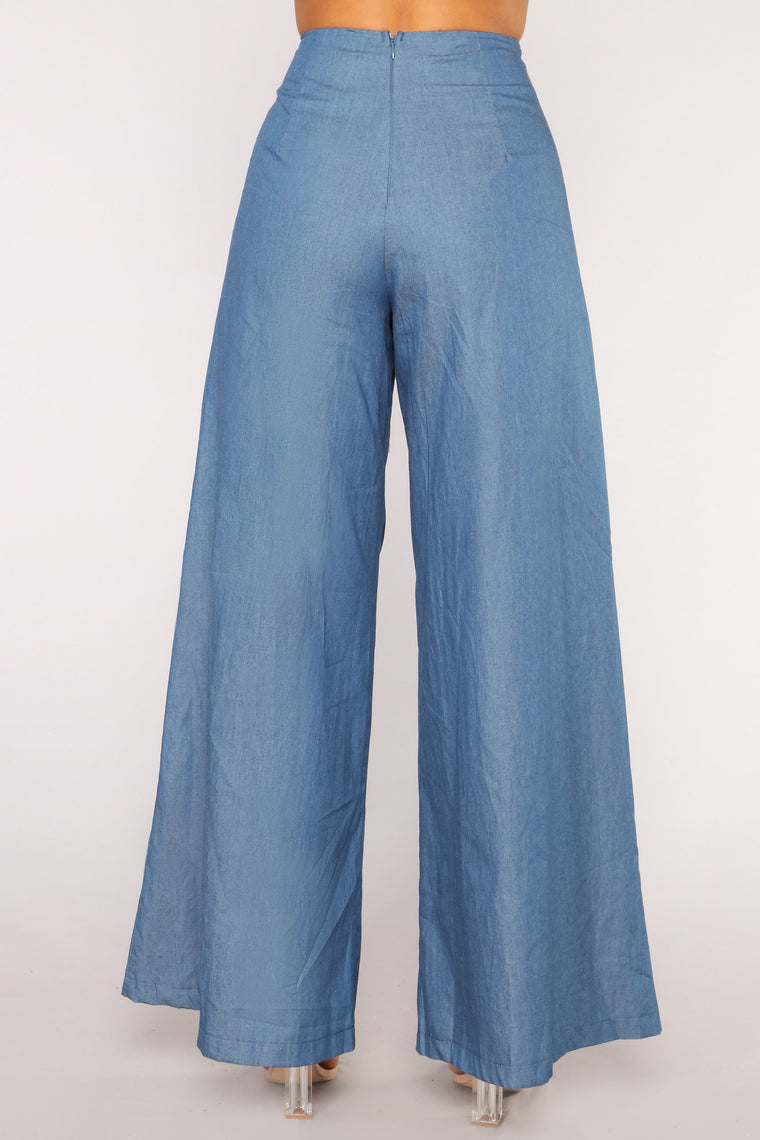 One and Only Pants - Denim