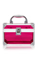 Beauty Creations Small Pink Beauty Case