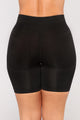 Up Down Shapewear Shorts - Black