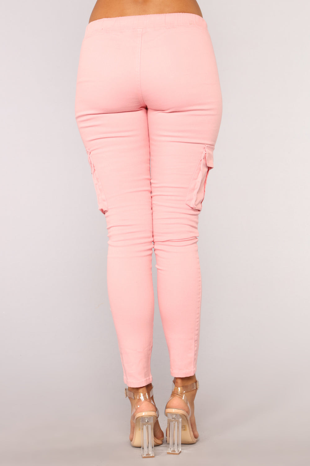 Field Trip Pants - Peach