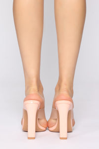 Searching For You Heeled Sandal - Blush