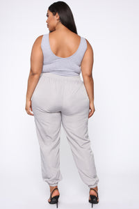 FN Exclusive Bodysuit - Heather Grey