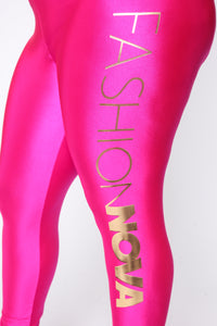 FN Exclusive Legging - Fuchsia