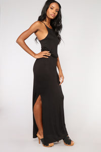 My Fav Maxi Dress - Black
