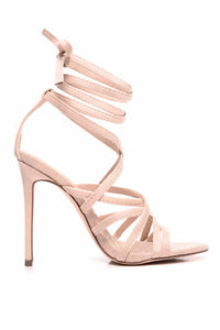 Take Time Heel - Nude