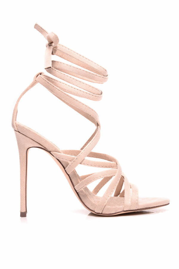 b908b4938683 Take Time Heel - Nude