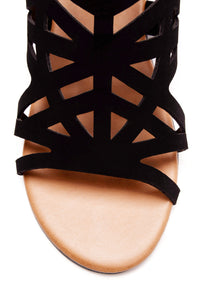 Frenemy Sandal - Black