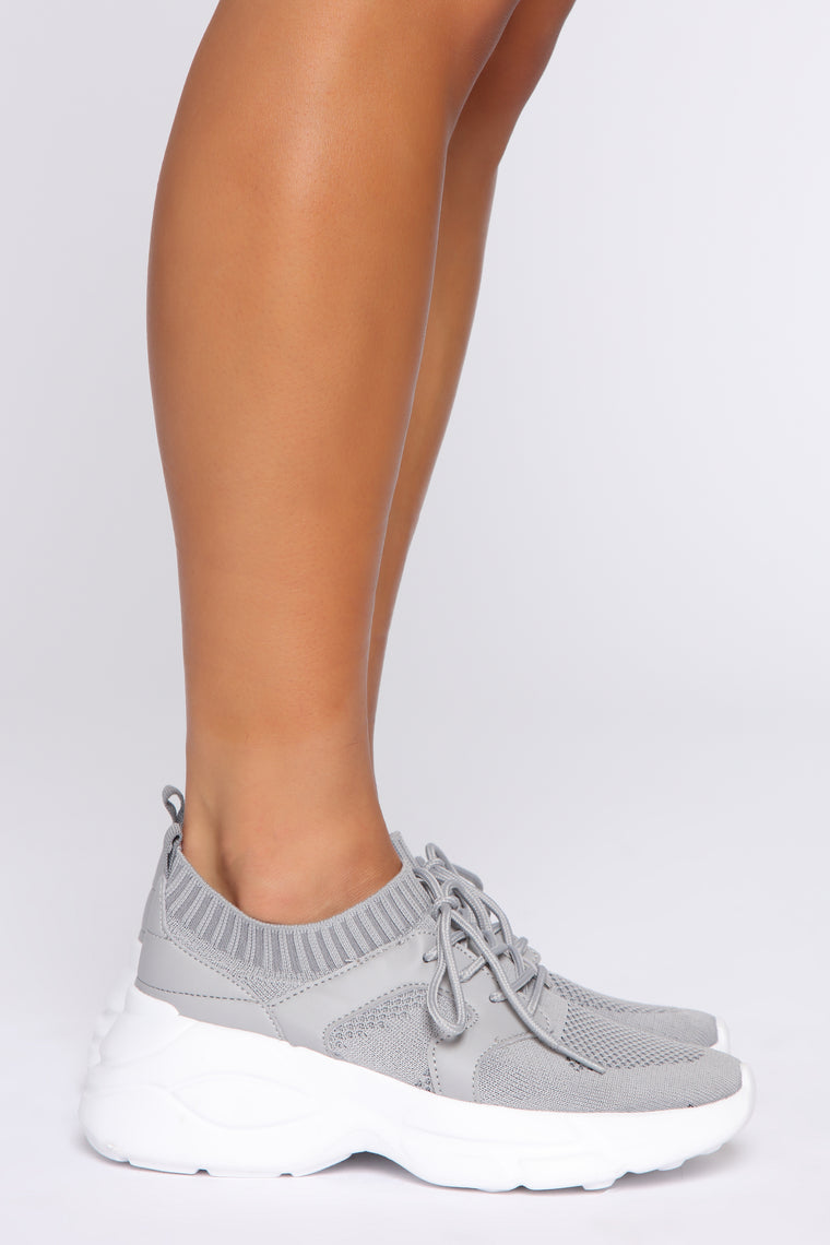 Upfront Sneakers - Grey