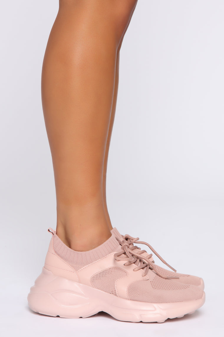 Upfront Sneakers - Mauve
