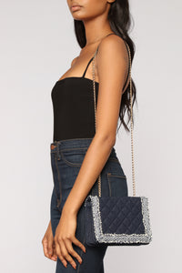 Life On The Edge Bag - Denim