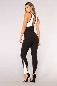Madilyn Jumpsuit - Black