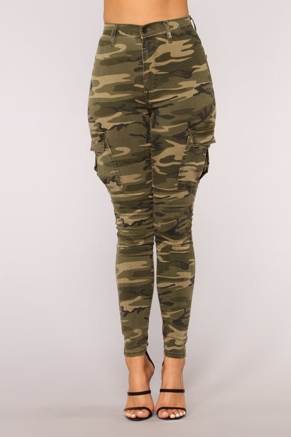 d8570552abd1e Strong AF Highrise Camo Pants - Camouflage. Notify Me When Available