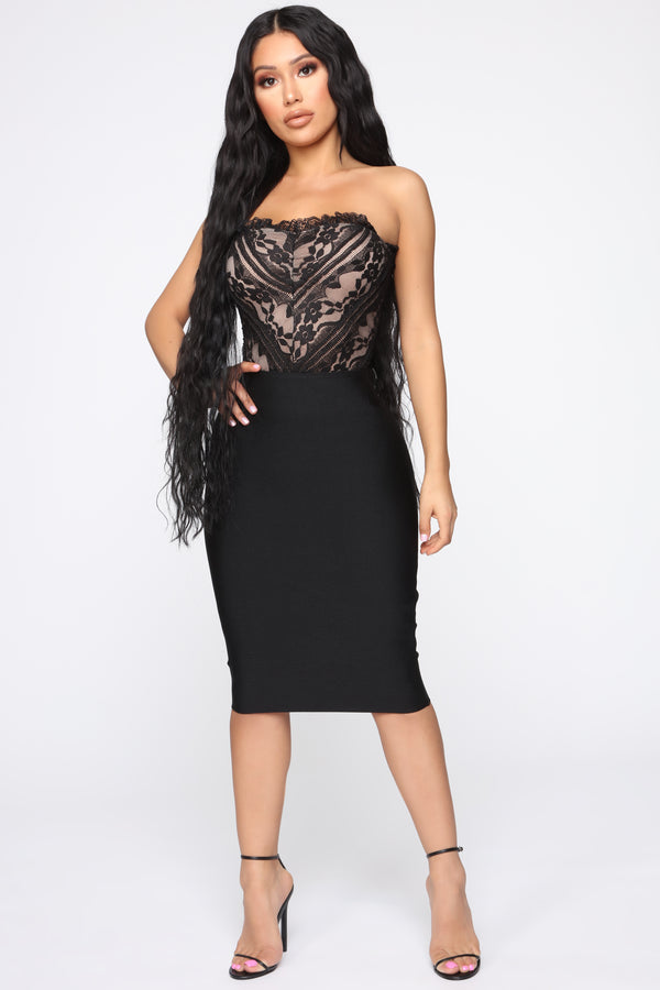 519a8a9da9 Allure Skirt - Black