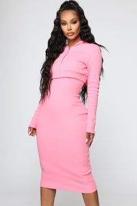 That's So Fetch Dress Set - Pink Angle 2