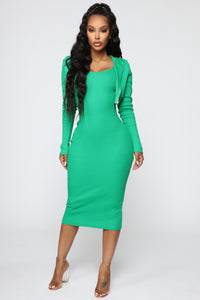That's So Fetch Dress Set - Kelly Green Angle 1