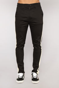 Bond Chino - Black