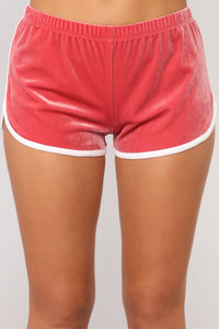 Feeling You Shorts - Pink