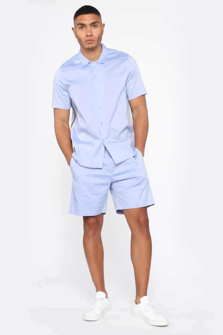 Yachting Around Short - Navy