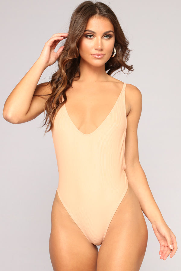 46ee1e1b1086b All That Matters Swimsuit - Nude