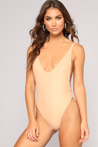 All That Matters Swimsuit - Nude