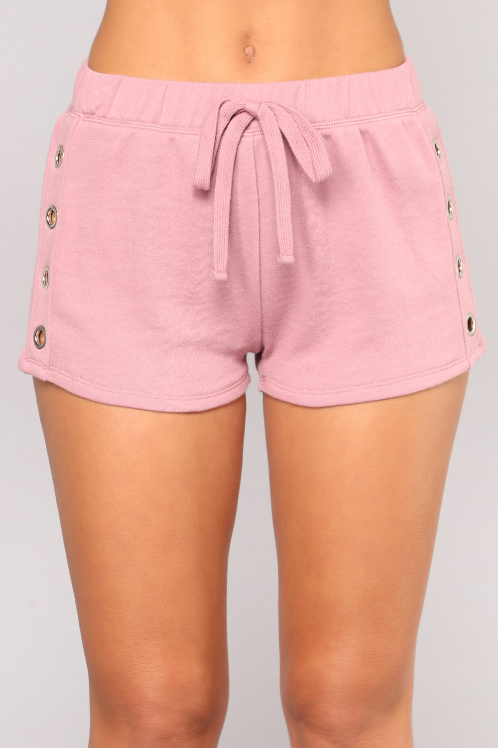 Play The Field Shorts - Lavender