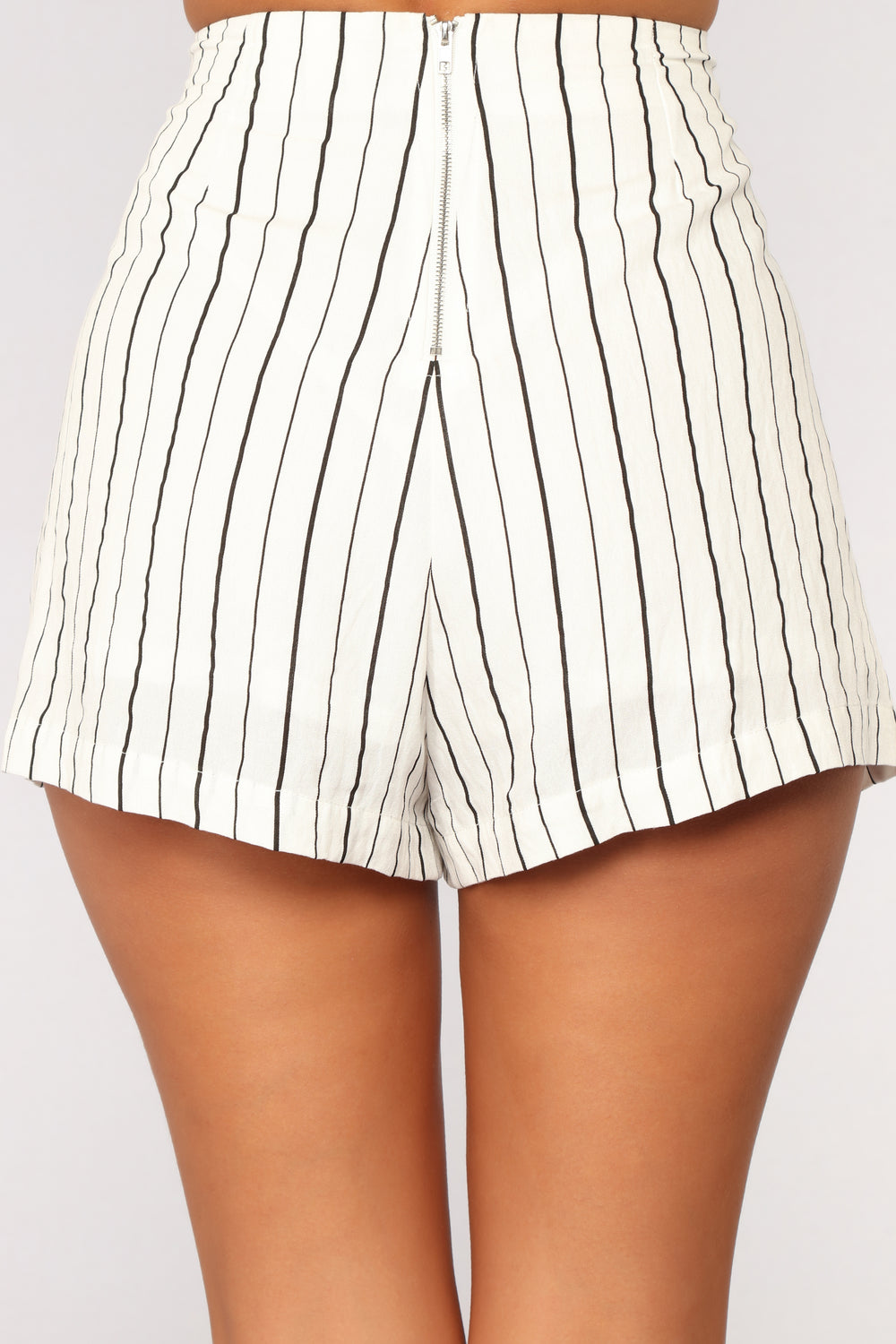 So Breezy Striped 3 Piece Set - Ivory