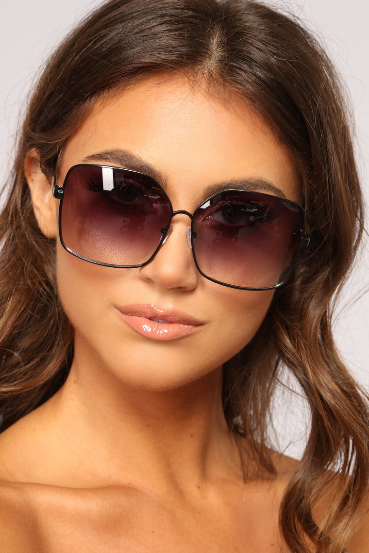 All Shade All Day Sunglasses - Black