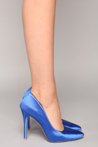 Stole The Show Pump - Blue