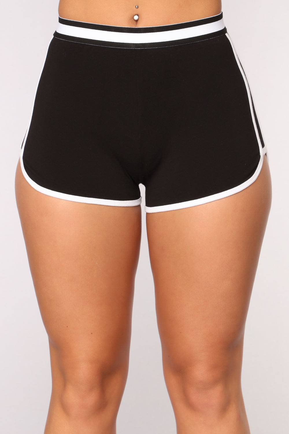 Let's Race Shorts - Black