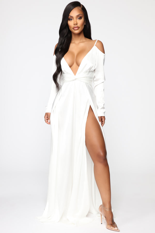 5574563c7 Hurt To Look Dress - White