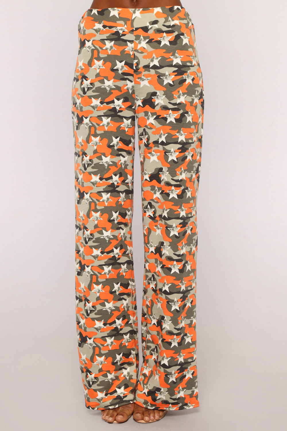 Cadet Karli Camo Set - Orange