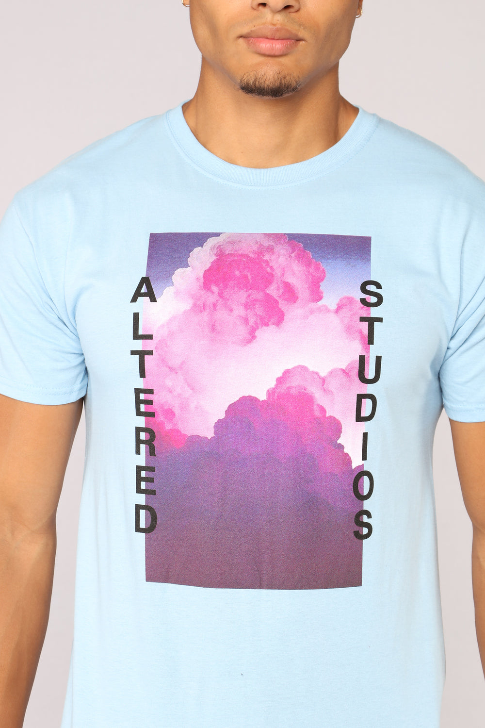 Altered Studios Short Sleeve Tee - Blue