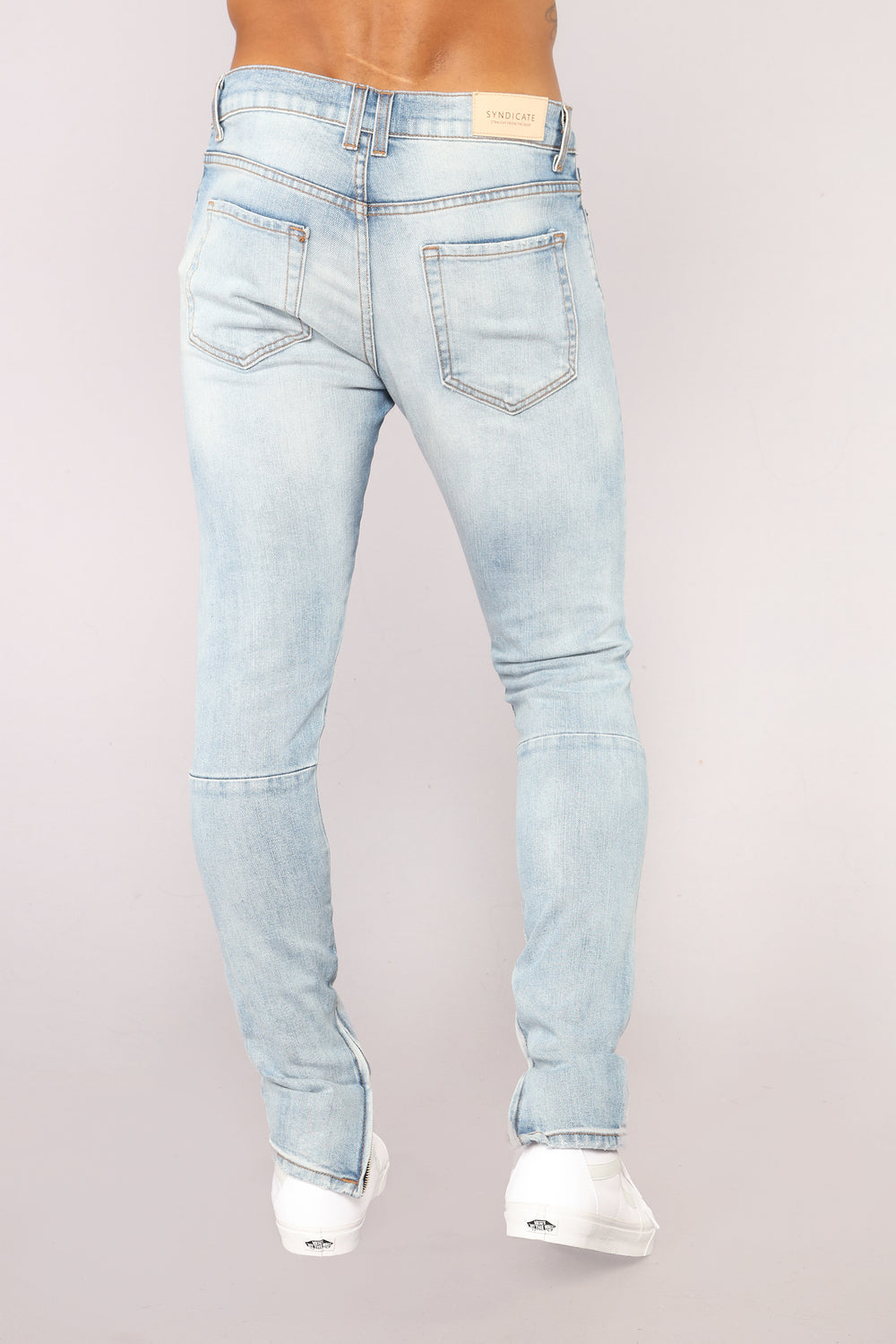 Laurence Skinny Jeans - Light Wash